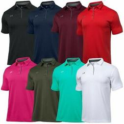 Under Armour UA Tech Men's Golf Polo Shirt - NEW - FREE SHIP