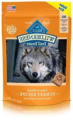 Blue Wilderness® Trail Treats Grain Free Turkey Dog Trea