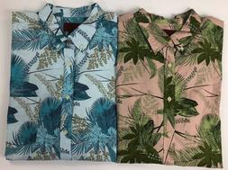 Young Men's The Foundry Big & Tall Supply Co. Floral Hawaiia